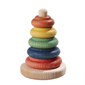Classic Small Rainbow Stacker (Bio)