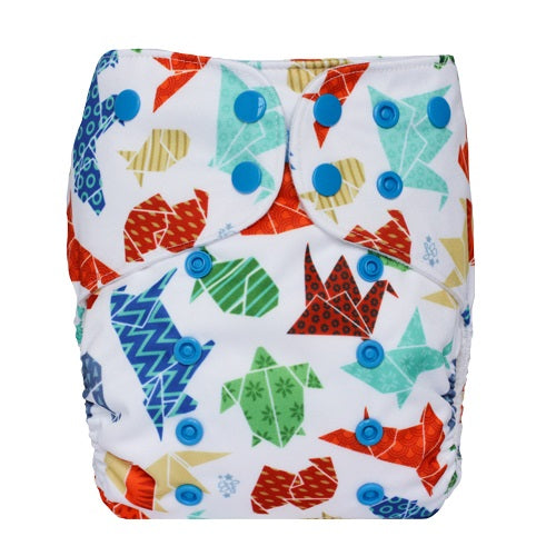 Lalabye Baby Cloth Diaper - Prints