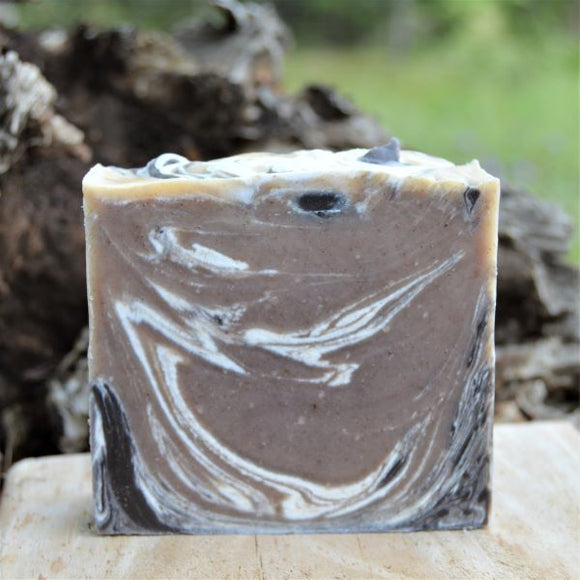 Sheepish Grins Goat's Milk Soap Oatmeal Milk & Honey