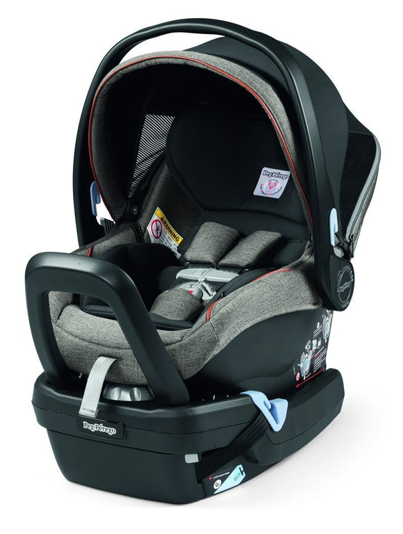 Agio by Peg Perego Primo Viaggio 4/35 Nido Infant Car Seat + Base - Grey