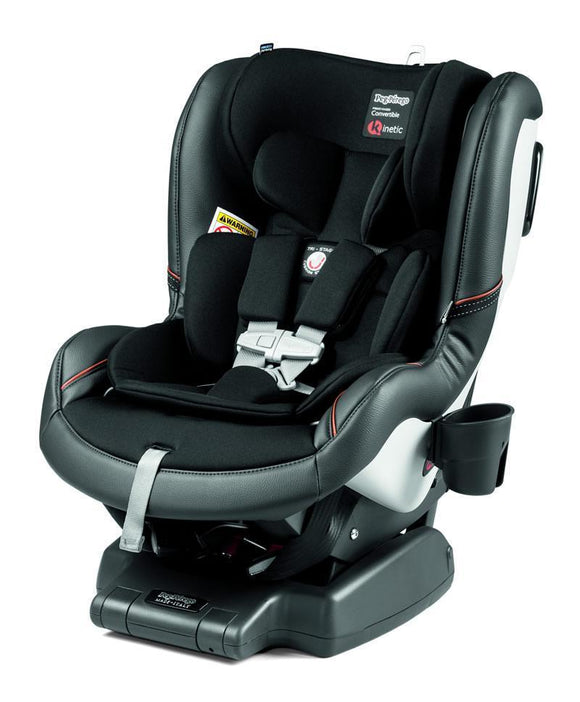 Agio by Peg Perego Primo Viaggio Convertible Kinetic Car Seat - Black