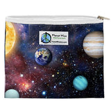 Planet Wise Poly Zipper Sandwich Bag