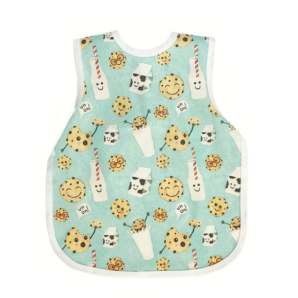 BapronBaby Cookies And Milk Toddler Bapron
