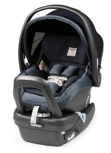 Agio by Peg Perego Primo Viaggio 4/35 Nido Infant Car Seat + Base - Mirage Blue
