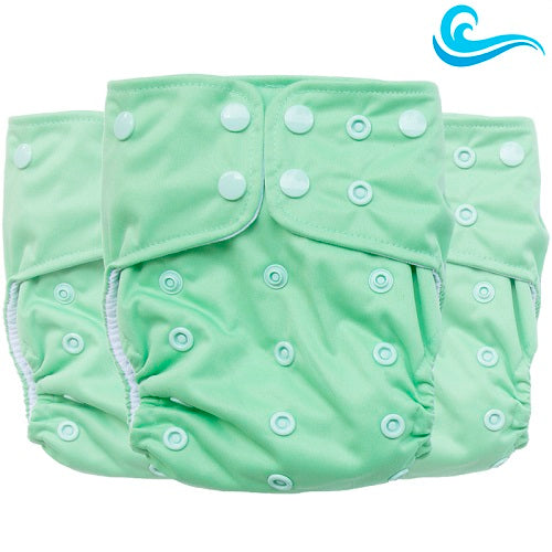 Lighthouse Kids Co Sea Glass - SUPREME Swim/Diaper Cover