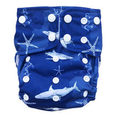 Lighthouse Swim/Diaper Cover *DD Exclusive* - Shark Bait