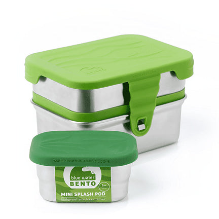 ECOlunchboxes 3-in-1 Splash Box