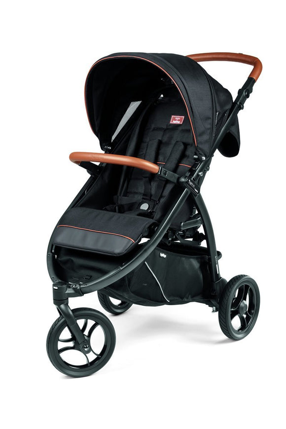 Agio by Peg Perego Z3 All-Terrain Stroller - Black