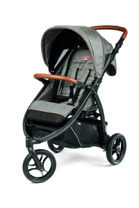 Agio by Peg Perego Z3 All-Terrain Stroller - Grey