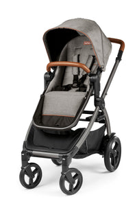 Agio by Peg Perego Z4 Full-Feature Reversible Stroller - Grey