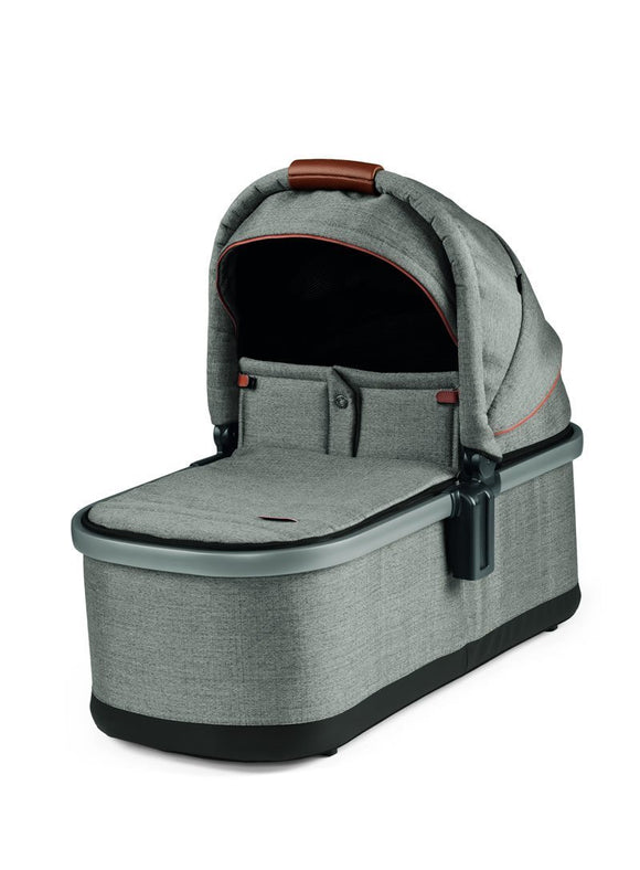Agio by Peg Perego Z4 Stroller Bassinet - Grey