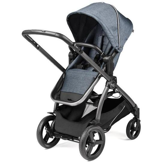 Agio by Peg Perego Z4 Full-Feature Reversible Stroller - Mirage Blue