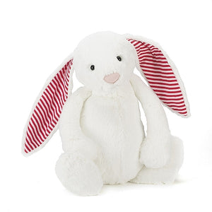 JellyCat Bashful Candy Stripe Bunny Medium