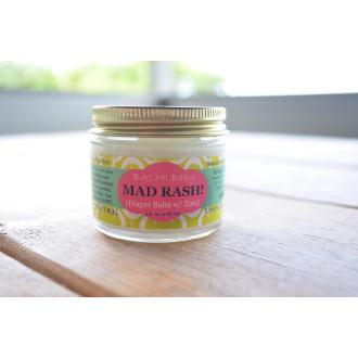 BALM Baby Mad RASH! Diaper Cream 2oz.