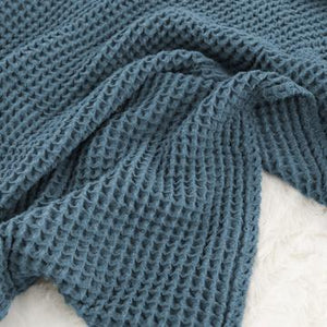 The Sugar House Cloud Blanket in Balsam