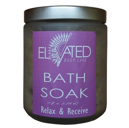 Elevated Goddess Bath Soak