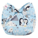 Blueberry Newborn Simplex All In One Diaper w/Organic Cotton