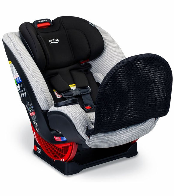Britax One4Life ClickTight All-In-One Car Seat with Anti-Rebound Bar in Clean Comfort