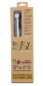 Jack N' Jill - Buzzy Brush Electric Musical Toothbrush
