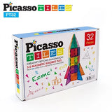 Picasso Tiles 32 Rocket Set