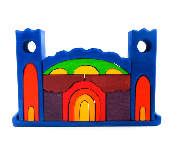Large Castle Stacking Toy