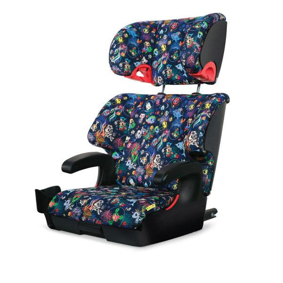 Clek Oobr 2020 Full Back Booster Seat - Reef Rider