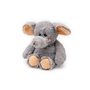 "Warmies Cozy Plush 13"" Elephant"