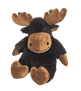 "Warmies Cozy Plush 9"" Junior Moose"