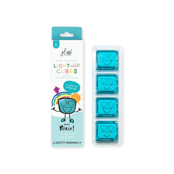 Light Up Cubes - Blair Blue