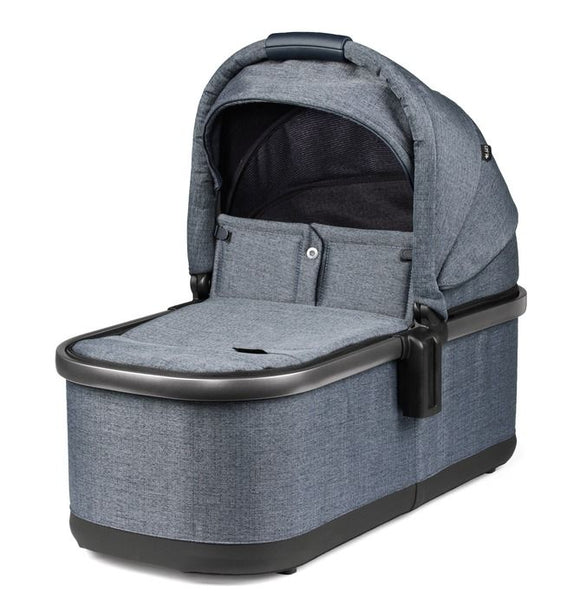 Agio by Peg Perego Z4 Stroller Bassinet - Mirage Blue