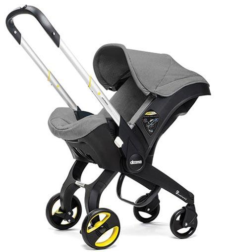 Doona Infant Car Seat - Storm