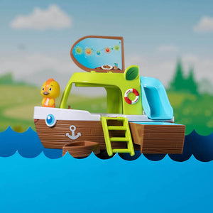 Fat Brain Toys - Timber Tots Cruise Ship