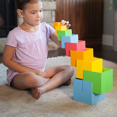 Fat Brain Toys - Dado Cubes Original
