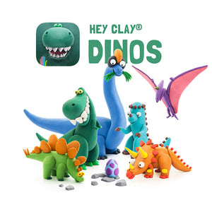 Fat Brain Toys Hey Clay - Dinos