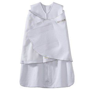 HALO SleepSack Swaddle Blanket - Silver Pin Dot