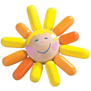 HABA Toys - Clutching Toy Sunni Rattle