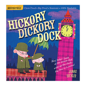 Indestructibles: Hickory Dickory Dock