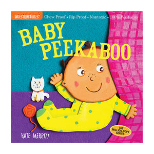 Indestructibles: Baby Peekaboo