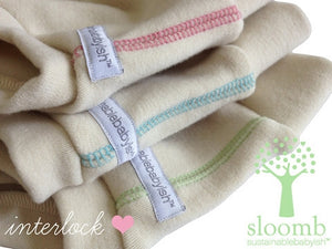 Sustainablebabyish interlock wool covers