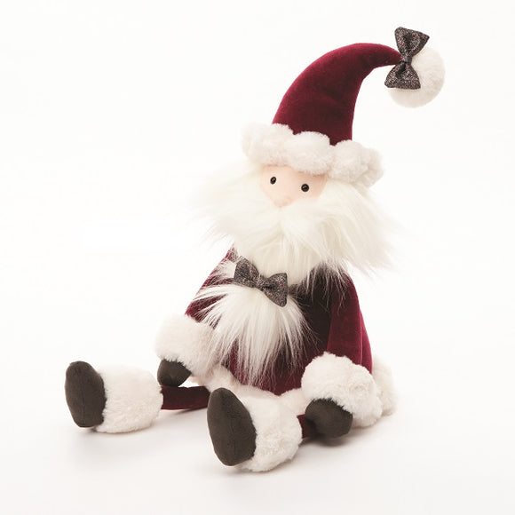 JellyCat Crimson Santa Medium