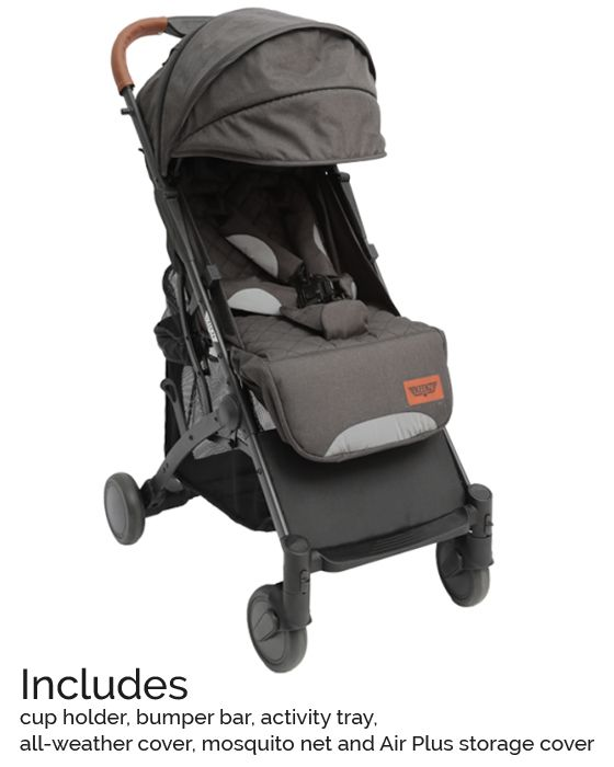 Keenz Air Plus Stroller
