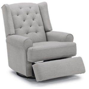 Nursery Classics Emery Power Swivel Gliding Reclining Chair