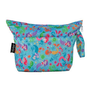 Lalabye Baby - Dearest Diapers Exclusive Enchantment under the Sea Quick Trip (small wet/dry bag)