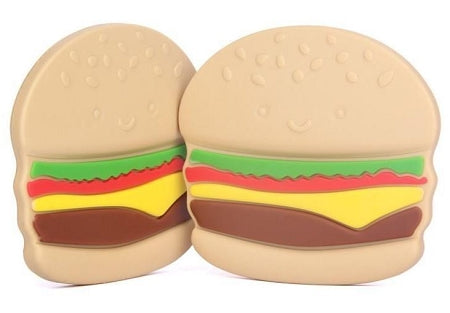 loulou LOLLIPOP - Burger Teether