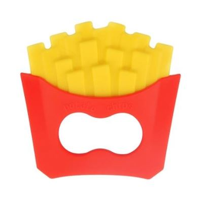 loulou LOLLIPOP - French Fries Teether