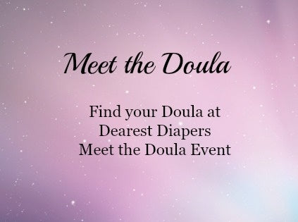 Meet the Doula Speed Dating