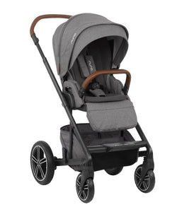 Nuna - MIXX Stroller Granite with Ring Adapter