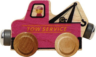 Maple Landmark - NameTrain Tow Truck