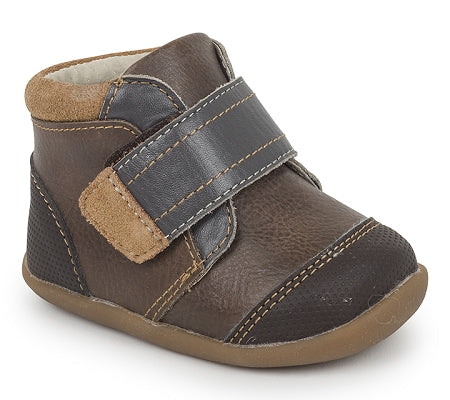 See Kai Run - Sawyer II Brown Shoe