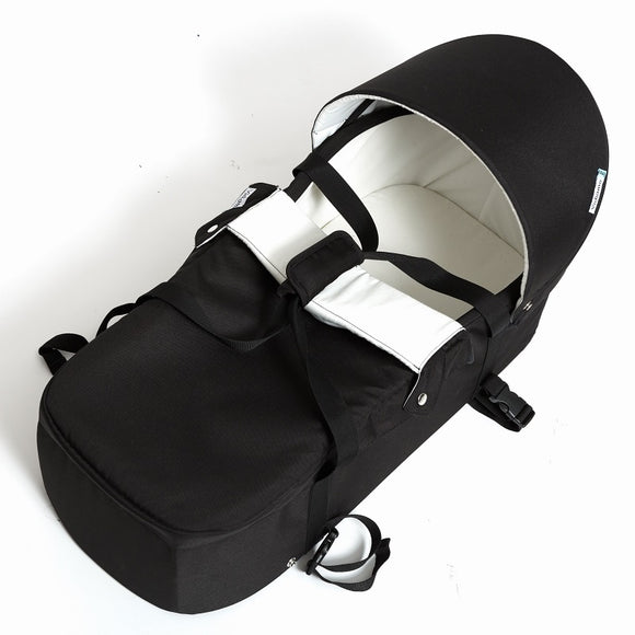 Vidiamo Limo Carry Cot in Black